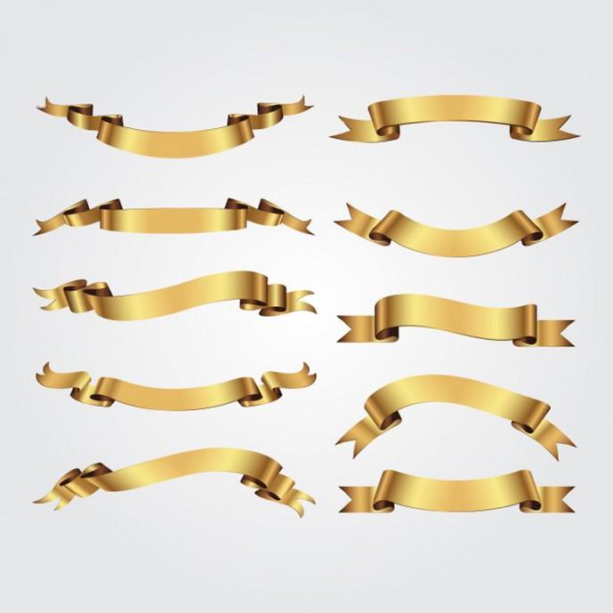 دانلود مجموعه روبان های طلایی - شماره 508