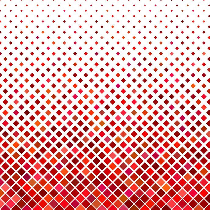 دانلود وکتور پس زمینه مربع های مورب قرمز در زمینه سفید