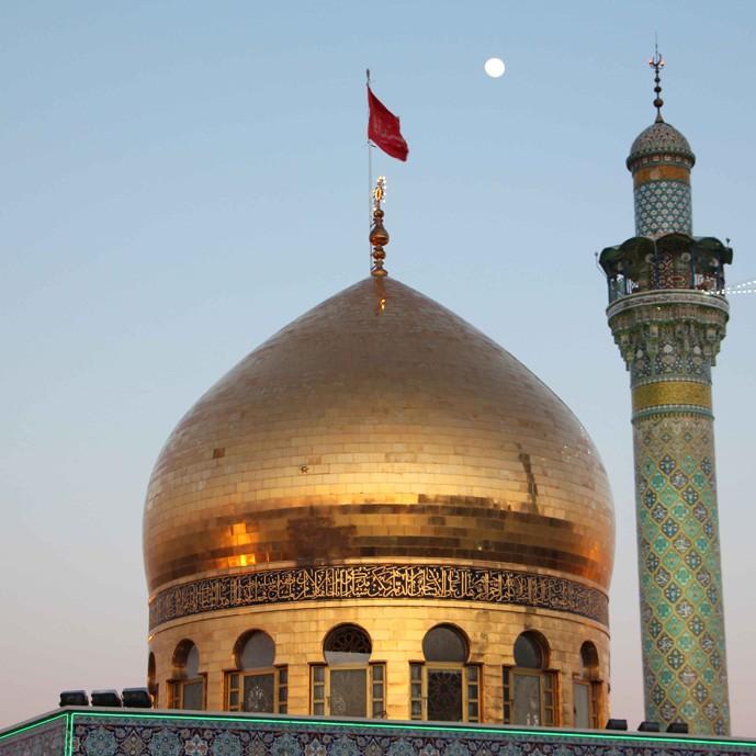 دانلود عکس با کیفیت حرم حضرت زینب (س)