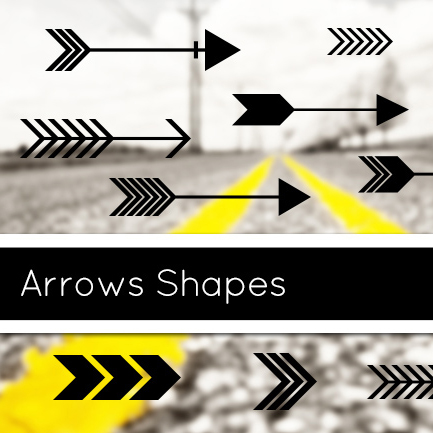 Arrows Shapes