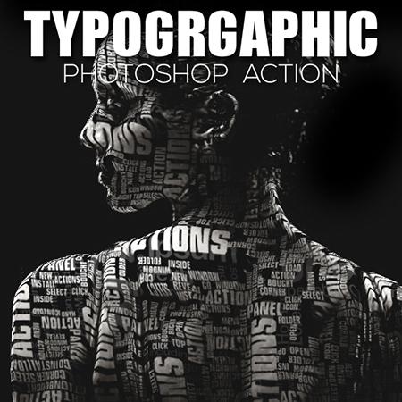 typographic-photoshop-action