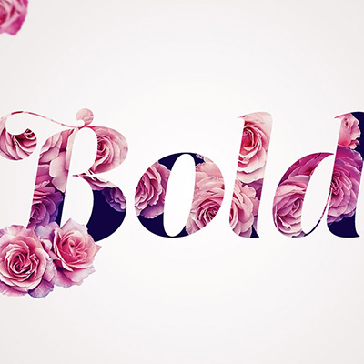 1floral-text-effect