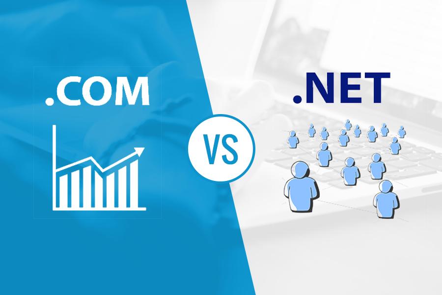 تفاوت میان پسوند های Com و Net را بشناسید