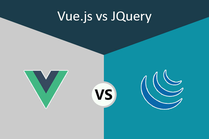مقایسه Vue.js و JQuery