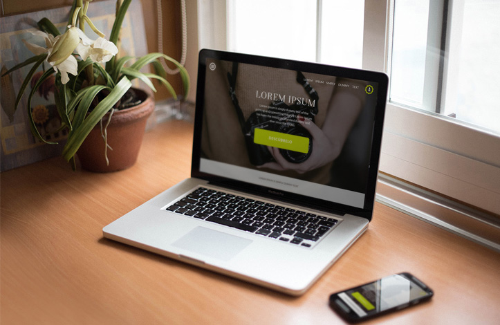 ساخت سریع موکاپ به صورت آنلاین