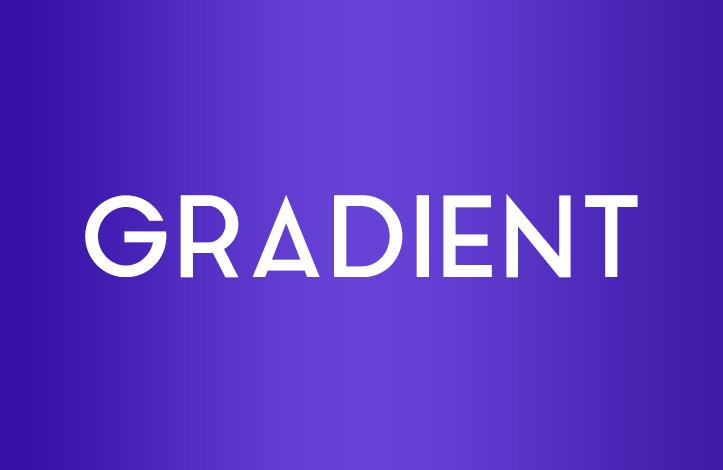 گرادینت چیست و چگونه از آن در طراحی استفاده کنیم؟