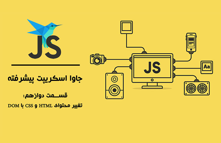 Advanced-Javascript-change-html-content-and-css