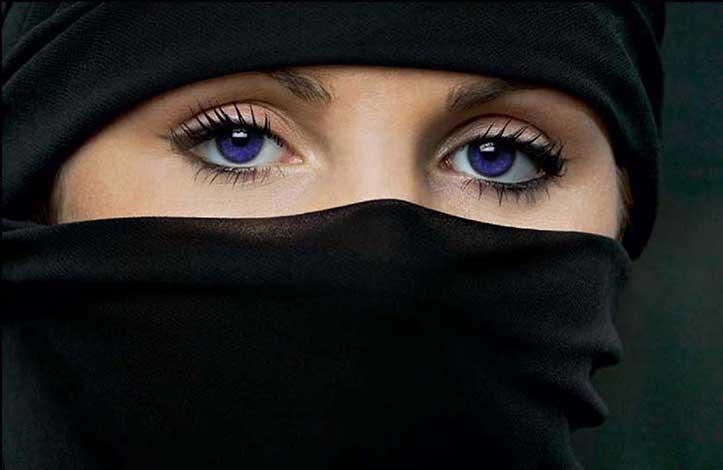 تغییر رنگ چشم در فتوشاپ
