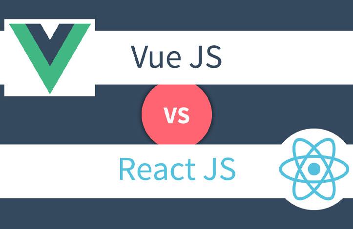 برای طراحی رابط کاربری React بهتر است یا Vue؟