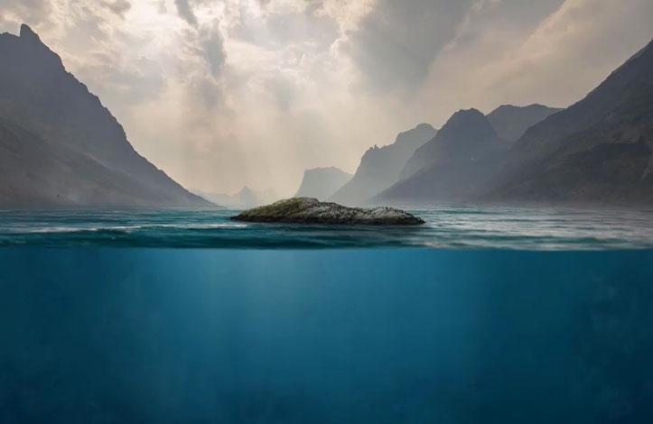 ترکیب تصاویر: جزیرهی متحرک (قسمت اول)