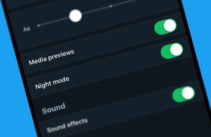 پیاده سازی dark mode (حالت شب) در یک صفحه ی ساده