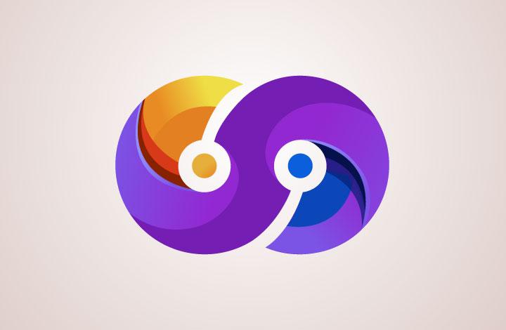 آموزش طراحی لوگو شرکتی مدرن