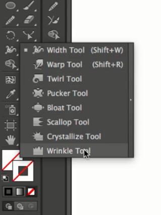 ابزار های دسته ی transform و distort