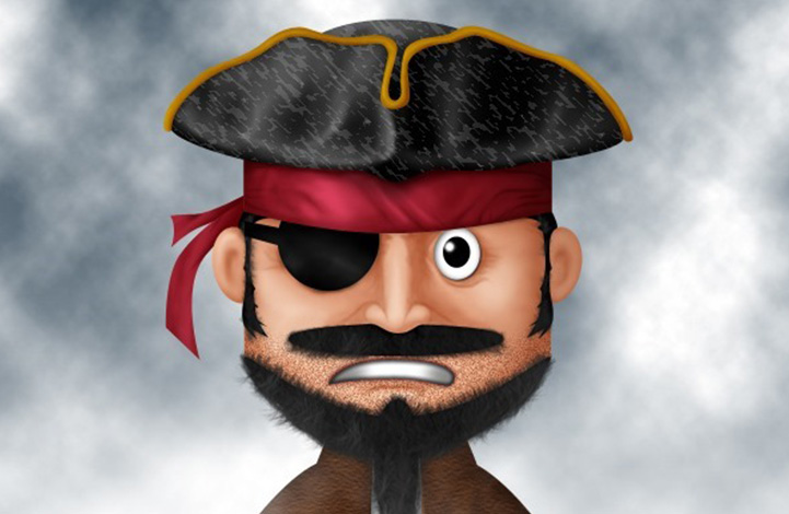 How-to-Draw-a-Pirate-Character-in-Photoshop