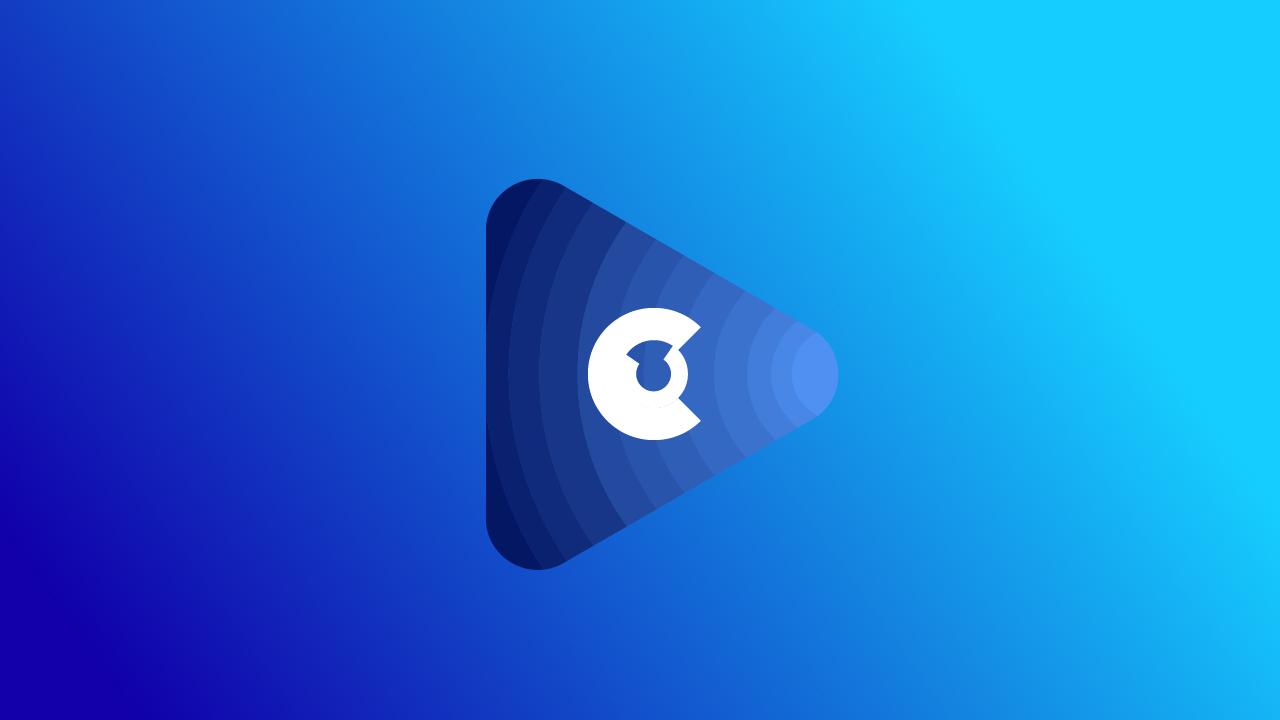 طراحی لوگوی جذاب پخشکننده موسیقی
