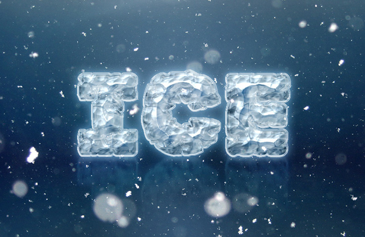 ice-text-effect