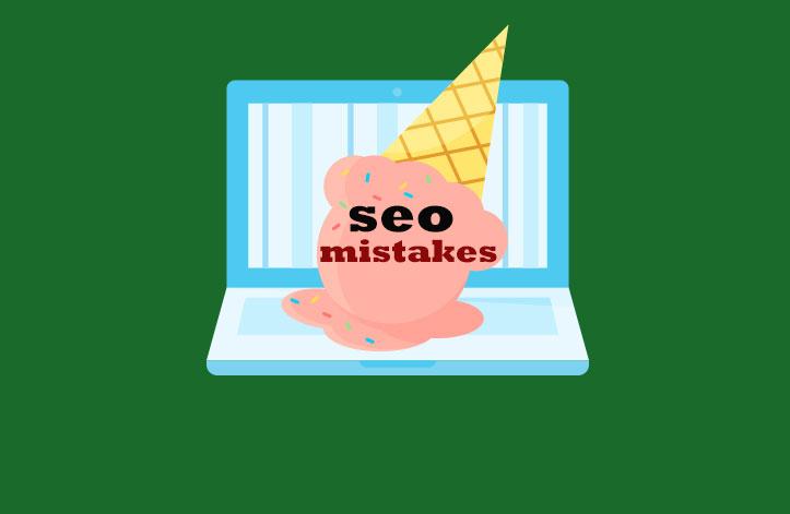 این اشتباهات در سئو، سایت شما را نابود میکنند!