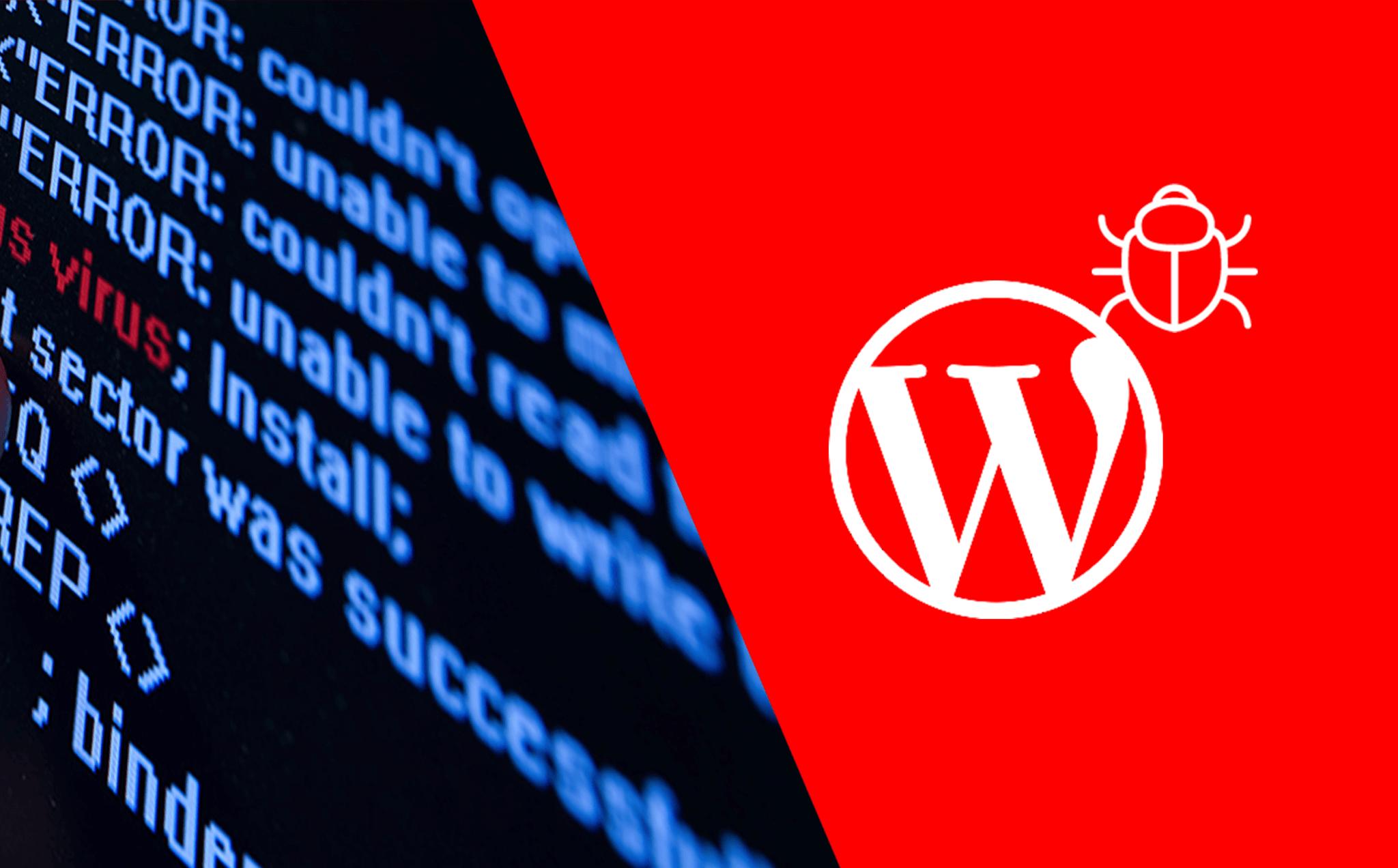 حذف ویروسها و بدافزارها از سایت وردپرسی