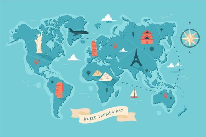 نقشه طراحی شده در ایلوستریتور