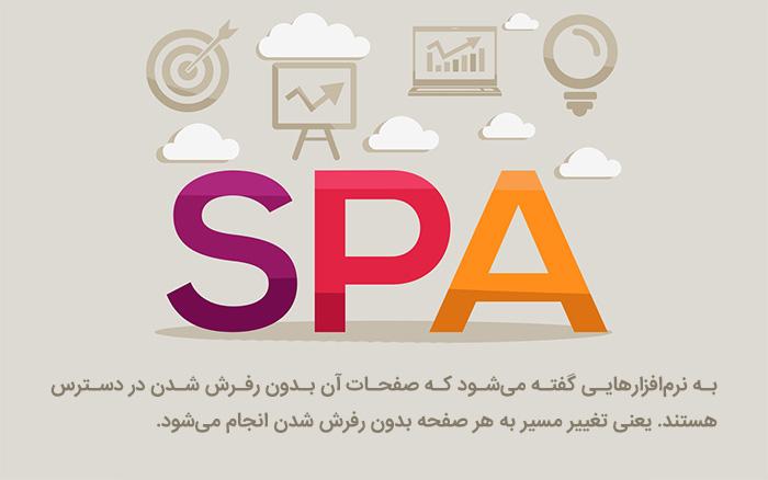 SPA چیست؟