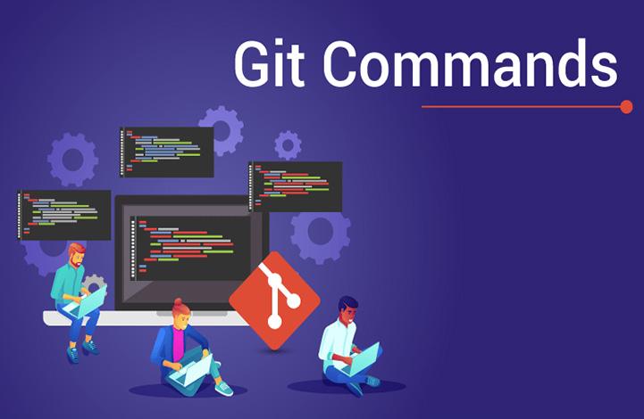 خلاصهای از مهمترین دستورات Git