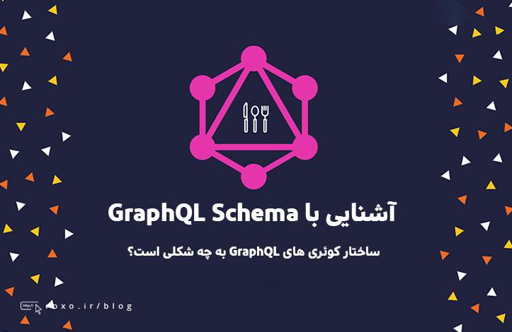 آشنایی با GraphQL Schema