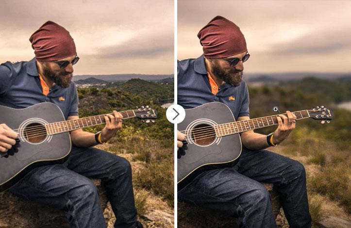 آموزش تار (Blur) کردن پسزمینه تصاویر در فتوشاپ